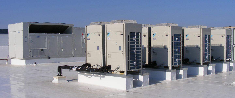 VRV / VRF Klima Sistemleri
